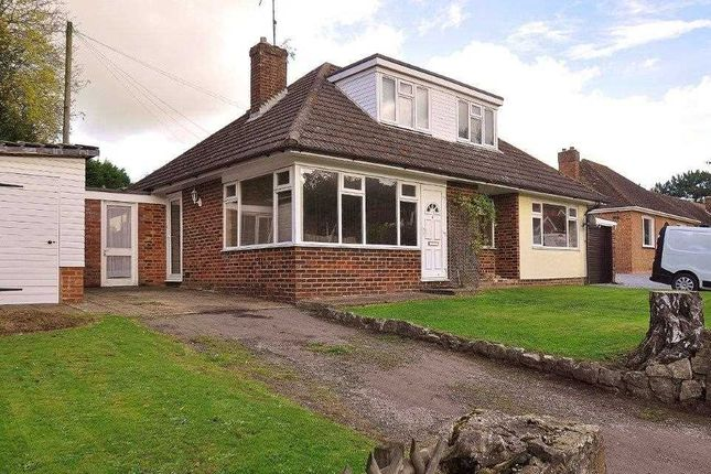 Thumbnail Bungalow for sale in Silverhill Gardens, Willesborough, Ashford