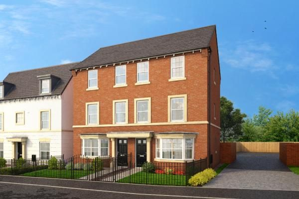 "Thumbnail Property for sale in ""The Stratford At Capella"" at Westway, Eastfield, Scarborough"