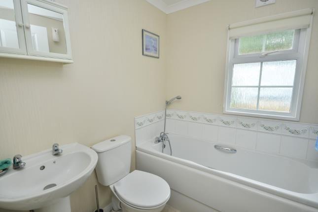 Bathroom of Longbeech Park, Canterbury Road, Charing, Ashford TN27