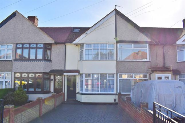 Thumbnail Terraced house to rent in Blackfen Road, Sidcup, Kent