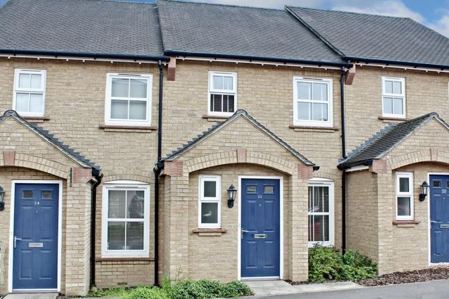 Thumbnail Terraced house for sale in Clanville Rise, Sherfield-On-Loddon, Hook
