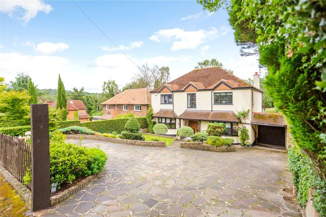 Thumbnail Detached house for sale in Wyatts Road, Chorleywood, Rickmansworth