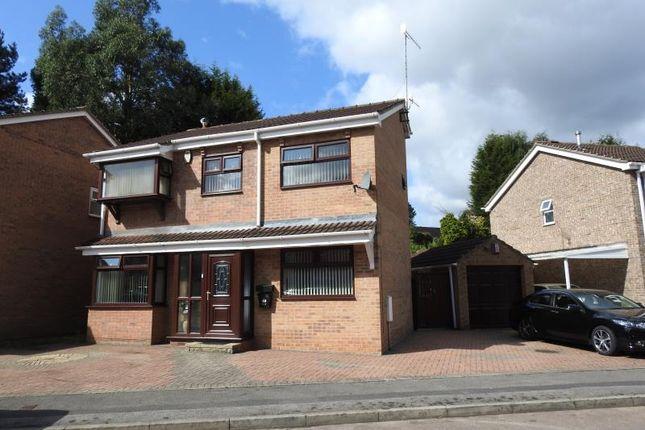 Thumbnail Detached house for sale in Camelot Avenue, Sherwood, Nottingham