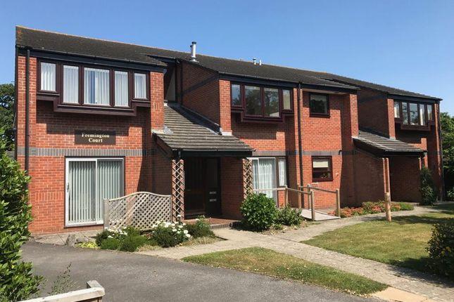 Thumbnail Flat to rent in Herbert Road, New Milton