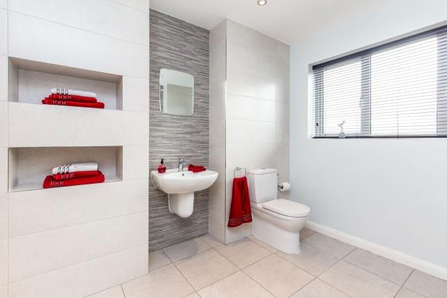 Bathroom of Rudby Lea, Hutton Rudby, Yarm, Uk TS15