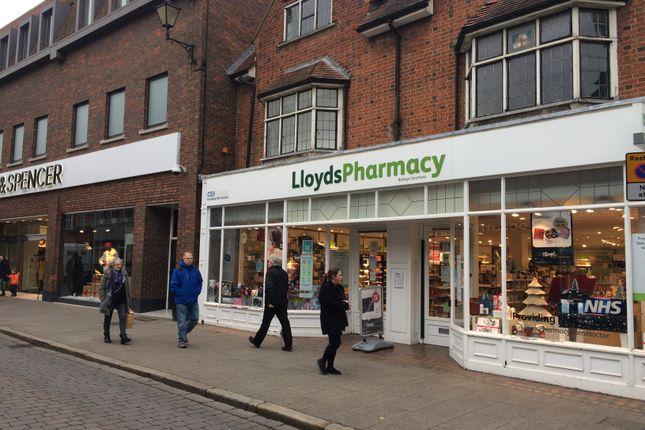 Thumbnail Retail premises to let in South Street, Bishop's Stortford