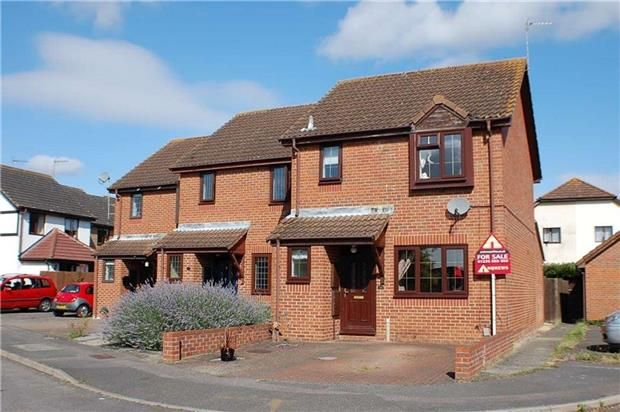 Thumbnail Semi-detached house to rent in Ypres Way, Abingdon, Oxfordshire