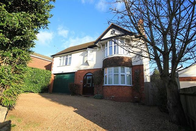 Thumbnail Detached house for sale in Church Road, Earley, Reading