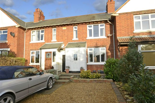 Thumbnail Detached house for sale in Manor Farm Road, Raunds, Northamptonshire