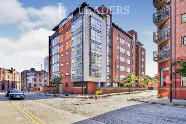 Jutland House, Jutland Street, Manchester M1