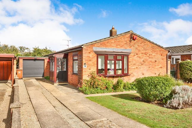Thumbnail Detached bungalow for sale in Blithemeadow Drive, Sprowston, Norwich