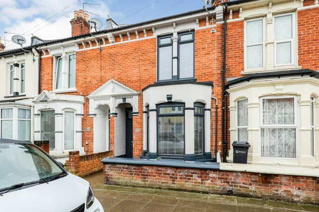 Thumbnail Terraced house for sale in Queens Road, Portsmouth
