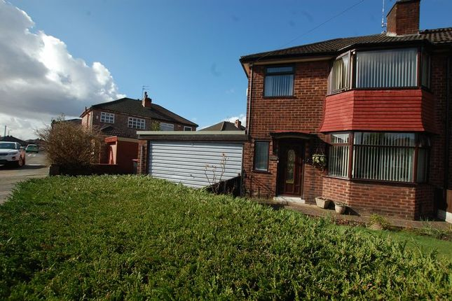 Thumbnail Semi-detached house for sale in Gorse Road, Swinton, Manchester