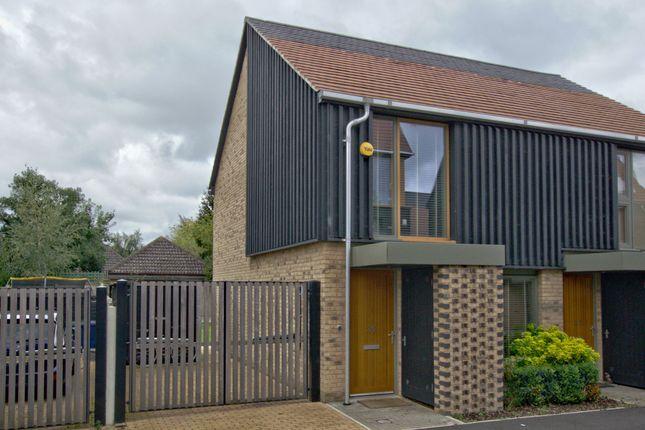 Thumbnail Semi-detached house for sale in Royal Way, Trumpington, Cambridge