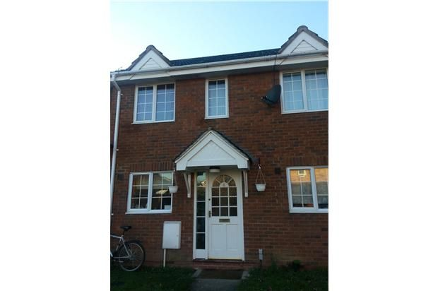 Semi-detached house to rent in Glover Close, Sawston, Cambridge