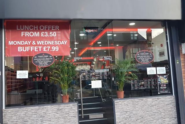Thumbnail Restaurant/cafe for sale in Melton Road, Leicester
