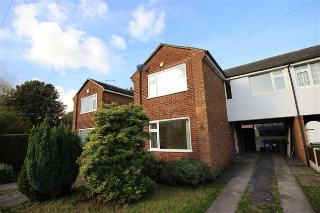Thumbnail Property to rent in Geneva Road, Stockport, Cheshire