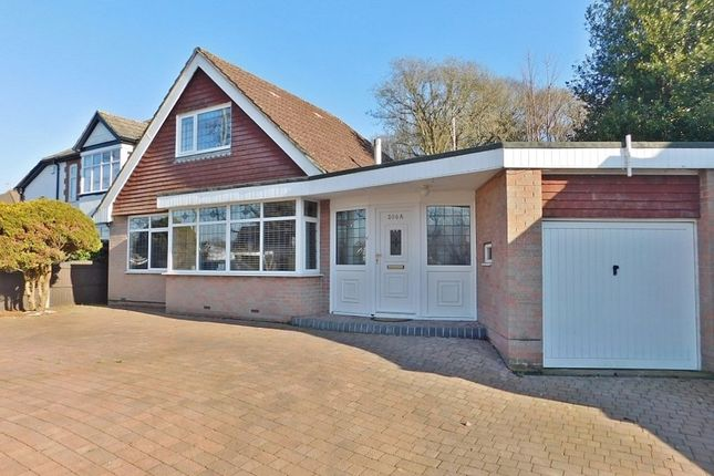 Thumbnail Detached bungalow for sale in Park Avenue, Purbrook, Waterlooville