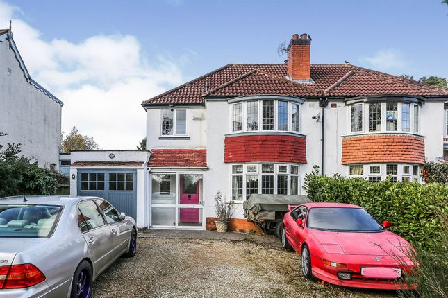 Thumbnail Semi-detached house for sale in Creynolds Lane, Cheswick Green, Solihull