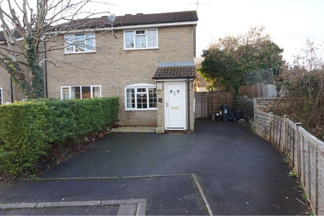 Thumbnail Semi-detached house for sale in Fiveways Close, Cheddar