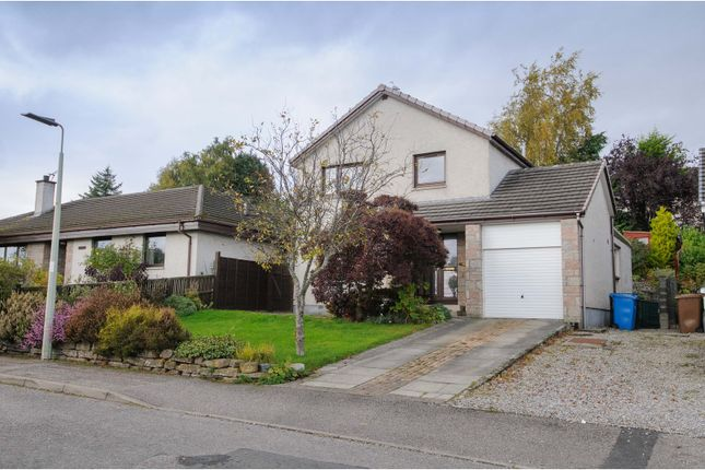 Thumbnail Detached house for sale in Balnabeen Drive, Dingwall