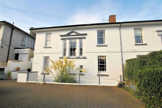 Thumbnail Semi-detached house for sale in Station Road, Okehampton