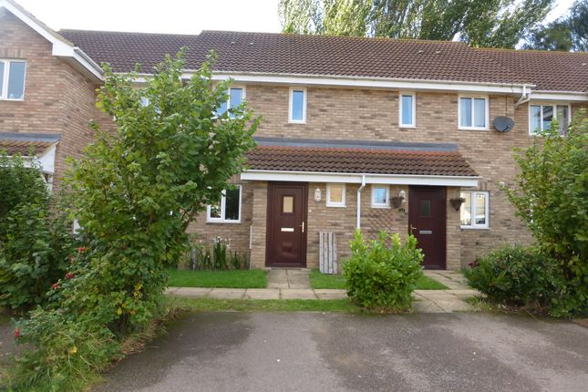Terraced house for sale in The Croft, Christchurch, Wisbech