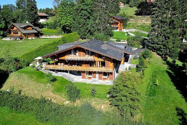 Thumbnail Chalet for sale in Chalet Pomone, Villars, Canton De Vaud, Switzerland