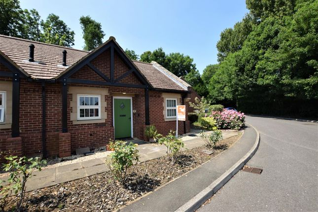 Thumbnail Terraced bungalow for sale in Huntsmans Drive, Oakham