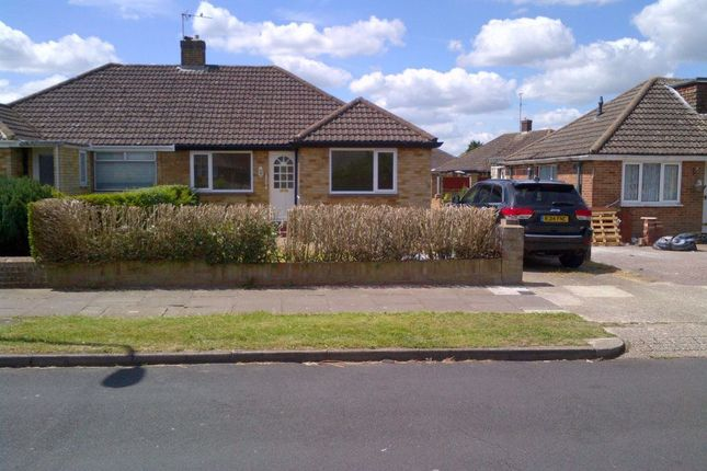 Thumbnail Bungalow to rent in High Drive, Basingstoke