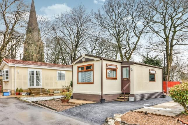 Thumbnail Mobile/park home for sale in Gawthorpe Edge, Burnley, Lancashire