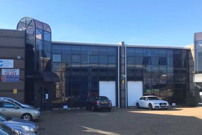 Industrial to let in Oakcroft Road, Chessington