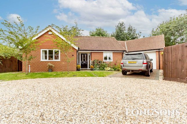 3 bed detached bungalow for sale in Mill Street, Necton PE37