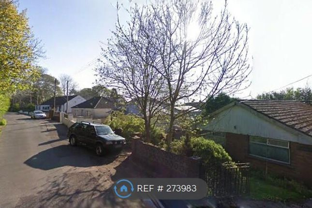 Thumbnail Detached house to rent in Old Tram Lane, Tredegar