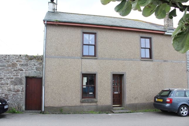 Thumbnail End terrace house for sale in Cape Cornwall Street, St Just