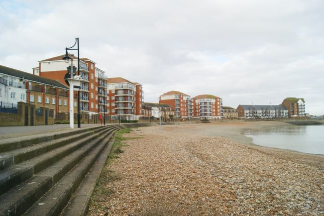 Thumbnail Flat to rent in Barbuda Quay, Eastbourne