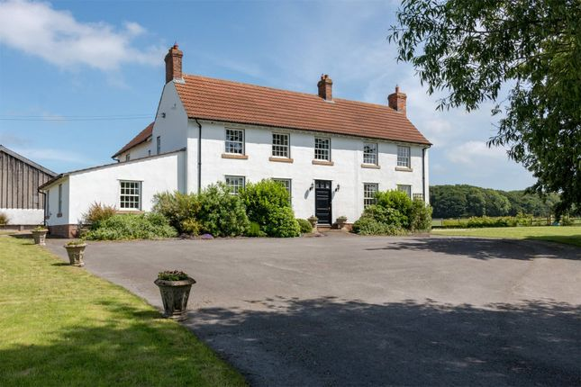 Thumbnail Detached house for sale in South Moor Farm, Racecourse Road, Sedgefield, Stockton-On-Tees