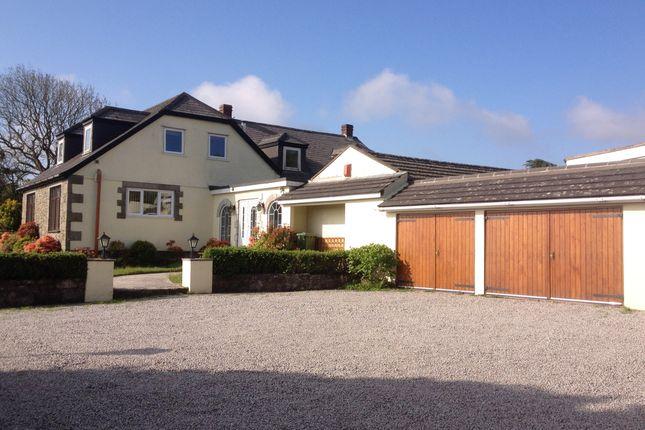 Thumbnail Detached house for sale in Porkellis, Helston