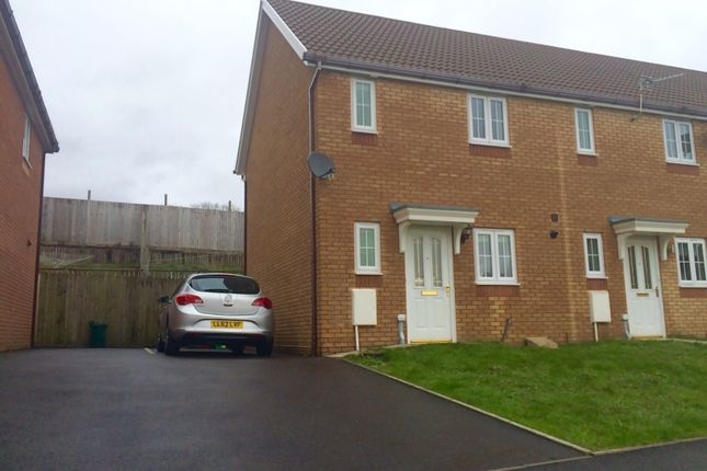 Thumbnail Property to rent in Nant-Y-Fron, Tonyrefail, Porth