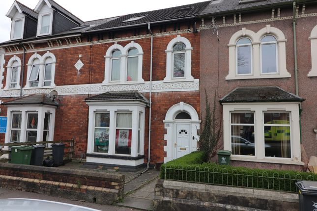 Thumbnail Terraced house for sale in Clive Street, Grangetown, Cardiff