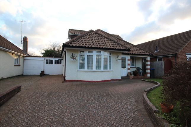 Thumbnail Bungalow for sale in Terringes Avenue, Worthing, West Sussex