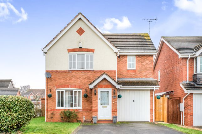 3 bed detached house for sale in Holly Drive, Ryton On Dunsmore, Coventry
