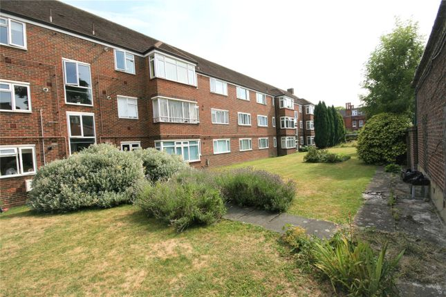 Thumbnail Flat to rent in Blandford Court, 4-6 Brondesbury Park, London