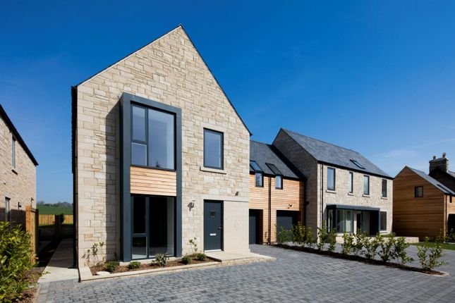 Thumbnail Semi-detached house for sale in New Houses, Chollerford, Hexham