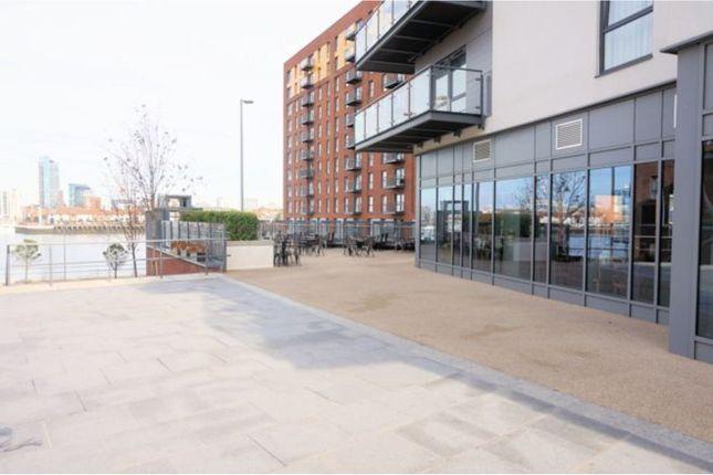 Local Area of Centenary Plaza, Woolston, Southampton SO19