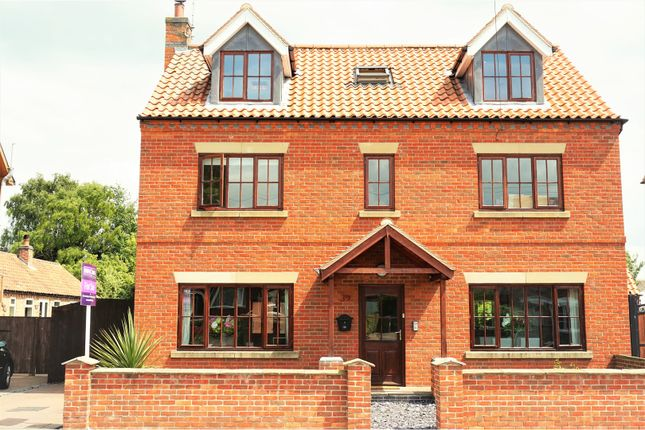 Thumbnail Detached house for sale in Newcastle Street, Tuxford