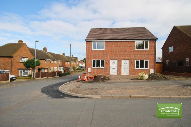 Thumbnail Semi-detached house to rent in Ripon Road, Alumwell, Walsall