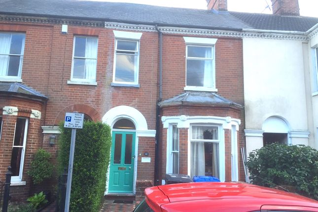 Thumbnail Terraced house to rent in Grosvenor Road, Norwich
