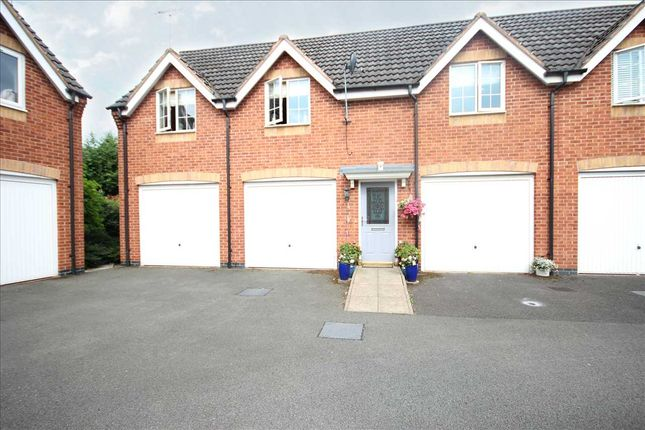 Thumbnail Flat for sale in Godwin Way, Trent Vale, Stoke-On-Trent