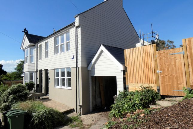 Thumbnail Semi-detached house to rent in Frederick Road, Hastings